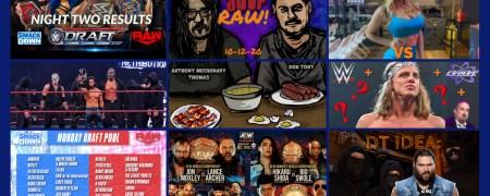 Breakfast Soup RAW + WWE 2020 Draft Review 10/12/2020
