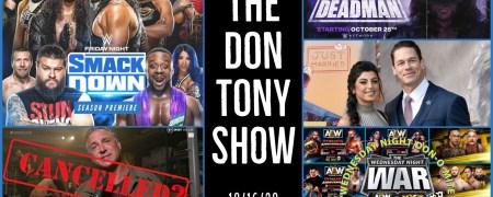 The Don Tony Show (SD) 10/16/2020