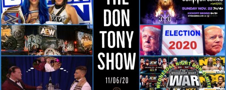 The Don Tony Show (SD) 11/06/2020