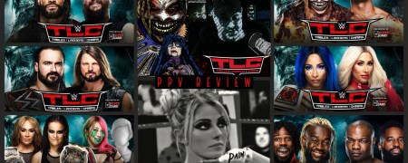 WWE TLC 2020 PPV Review 12/20/2020