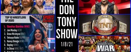 The Don Tony Show (SD) 01/08/2021