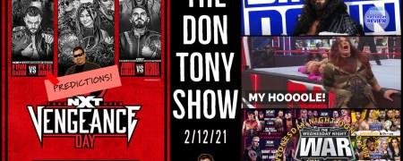 The Don Tony Show (SD) 02/12/2021