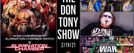 The Don Tony Show (SD) 02/19/2021