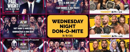 Wednesday Night Don-O-Mite (EP76) 03/03/2021