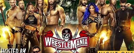 WWE WrestleMania 37 Night One Review (4/10/21)