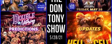 The Don Tony Show 05/28/2021