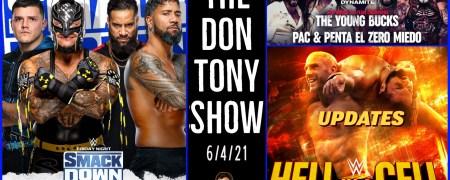 The Don Tony Show 06/04/2021