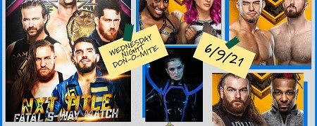 Wednesday Night Don-O-Mite (EP90) 06/09/21