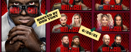 WWE Hell In A Cell PPV Review (06/20/21)