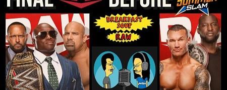 Breakfast Soup RAW (w/ Don Tony) 08/16/2021