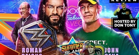 WWE SummerSlam 2021 PPV Review 08/21/2021