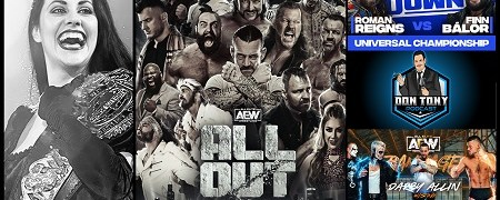 The Don Tony Show 9/4/21 (AEW All Out Predictions / Daffney / Don West Cancer In Remission
