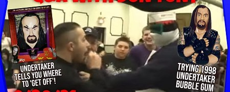 Q&A w/ Don Tony 9/30/21: Trying 1998 Undertaker Bubble Gum; AEW 9/29/21 Rating; DT Wrestlecrap Video 2006