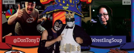 Breakfast Soup RAW (w/ Don Tony and Mish) 10/18/21: WWE RAW Review; TONY KHAN Wants A War With WWE; DAVID vs GOLIATH DT Sermon Revisited