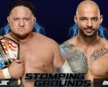 Protected: WWE STOMPING GROUNDS (2019) PPV PREDICTIONS CHALLENGE