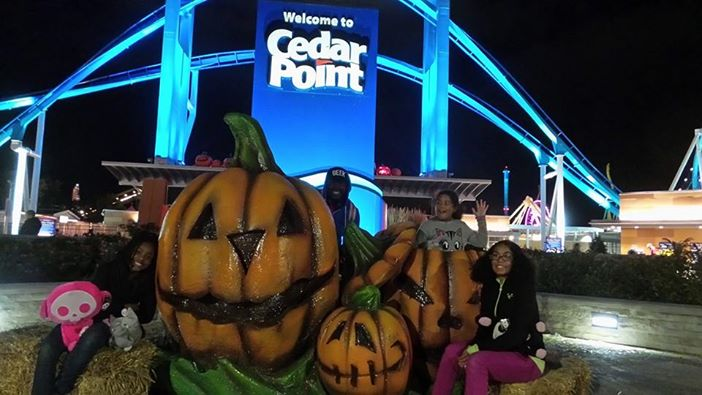 Young Recreation Center is sponsoring a trip to HalloWeekend at Cedar Point (Sandusky, Ohio) on Saturday October, 28, from pm - Midnight. Cost: $55 per person (fee includes transportation, amusement park tickets, snacks).