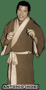 Antonio Inoki - wrestlingbiographies.com
