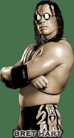 Bret Hart - wrestlingbiographies.com