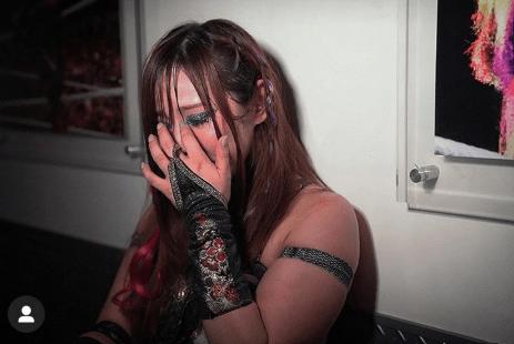 WWEカイリ・セインラストマッチ