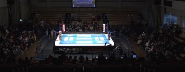 新日本プロレス観客数