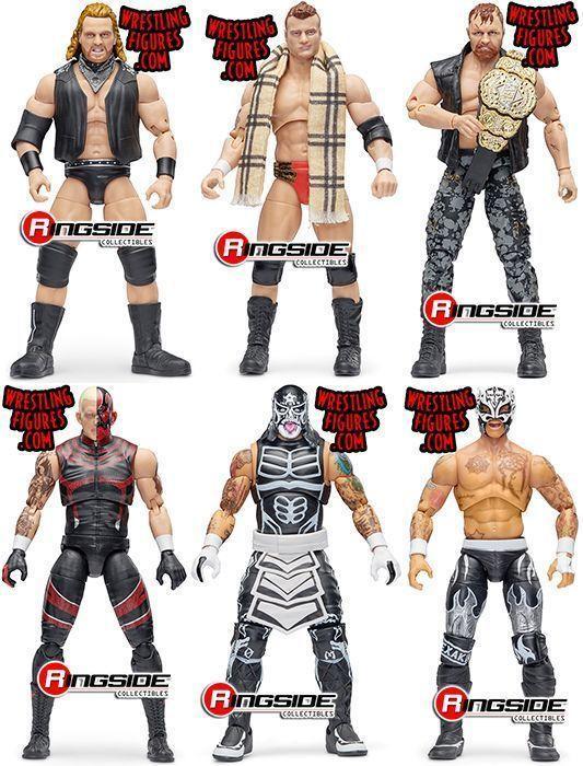 Aew Categories Wrestlingfigs