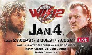 NJPW Wrestle Kingdom 12