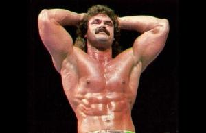 Rick Rude manages to get underneath people's skin.