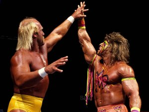 WrestleMania VI. The match of the year.