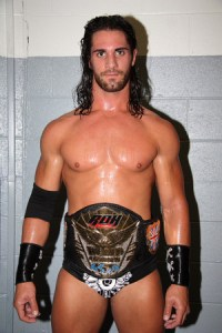 ROH World Champion Tyler Black in 2010.