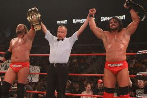 Bobby Roode and James Storm, Beer Money Inc.