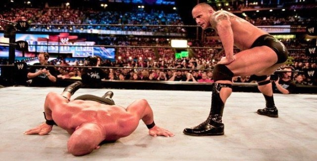 Wrestle Mania 19
