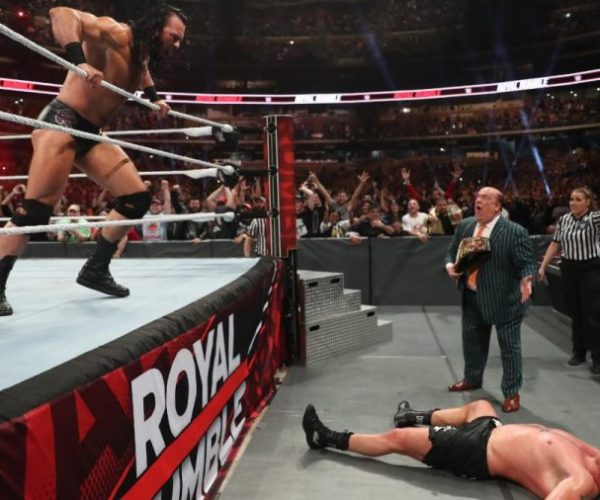 """The Part-Time Champ Watches: WWE's """"Royal Rumble"""" 2020"""