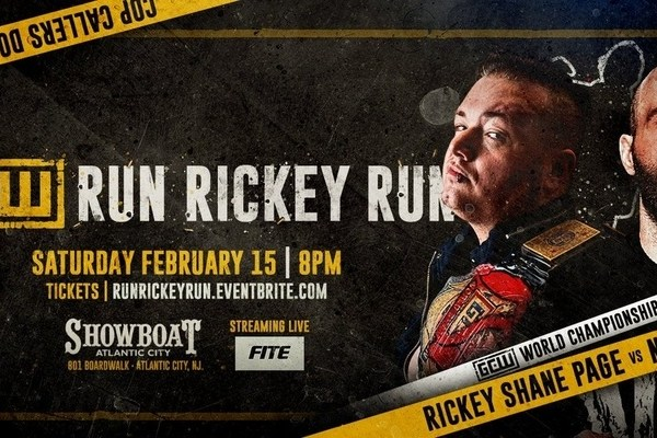 "GCW's ""Run Rickey Run"" – Results and Review"