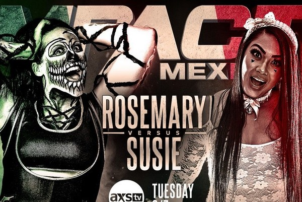 Mexican Turmoil, Part 3: Here Comes Back The Bride – From The Impact Zone – February 4th, 2020 Review