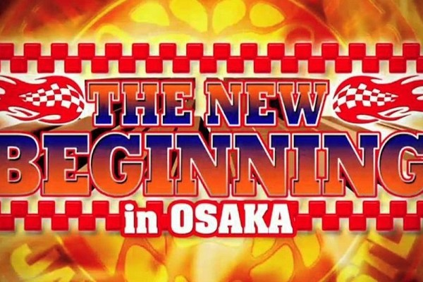 NJPW: The New Beginning In Osaka – Results