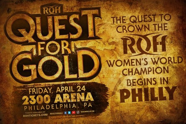ROH Pure Title And ROH Women's World Title Tournaments 8 First Participants Revealed