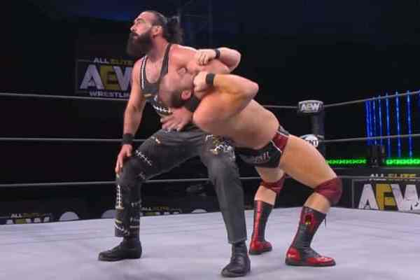 The Lions And The Sheeps – AEW Dynamite – 25/03/2020 Review