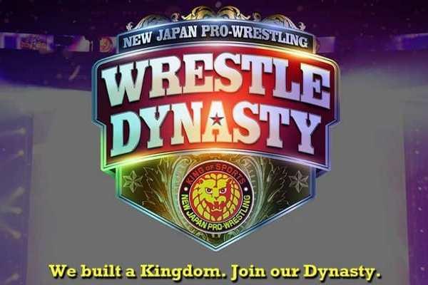 NJPW Unveil Wrestle Dynasty Tickets Information