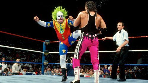 Bret Hart Doink SummerSlam