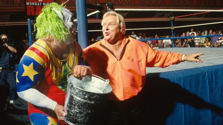 Doink & Bobby Heenan