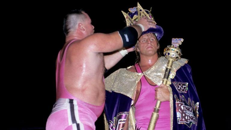 Owen Hart & Jim Neidhart