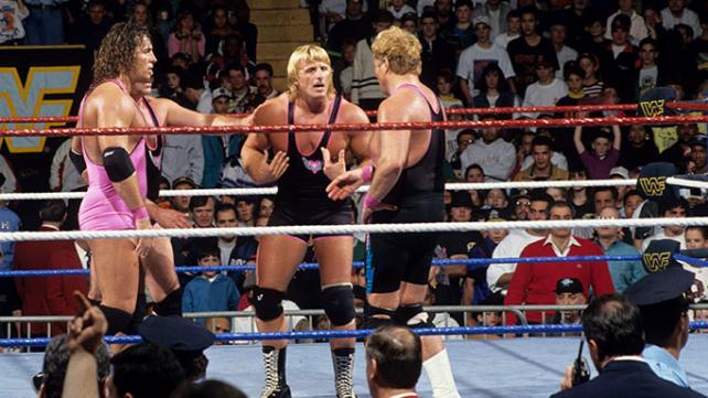 Bret & Owen Hart Survivor Series