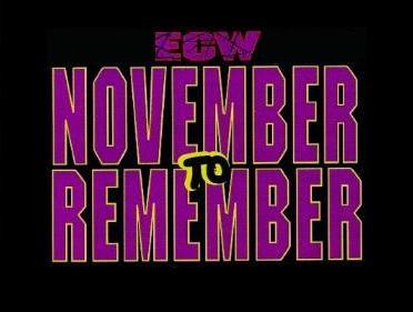 November to Remember