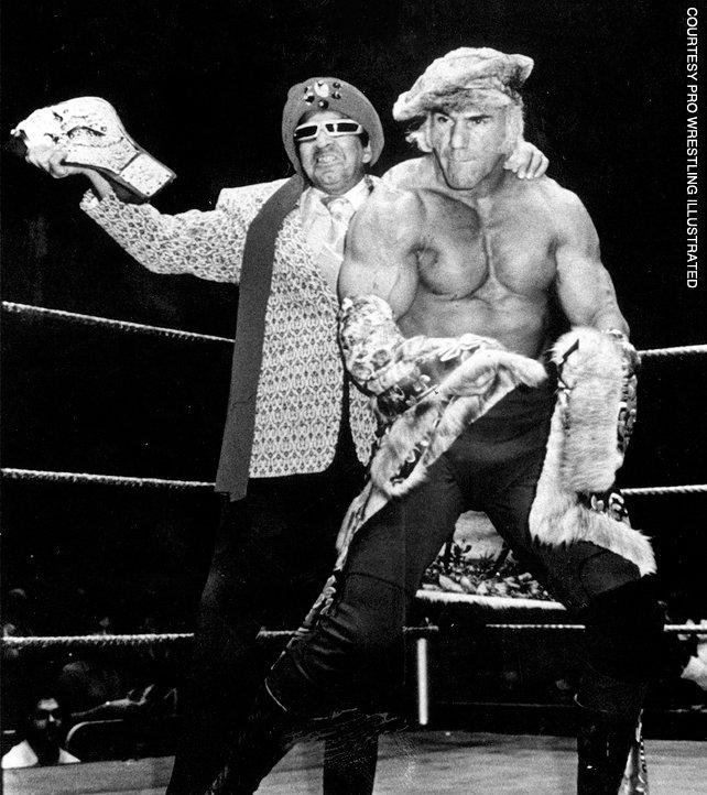 Billy Graham & Grand Wizard of Wrestling