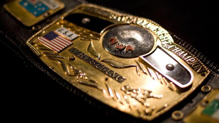 "NWA "" Ten Pounds of Gold """