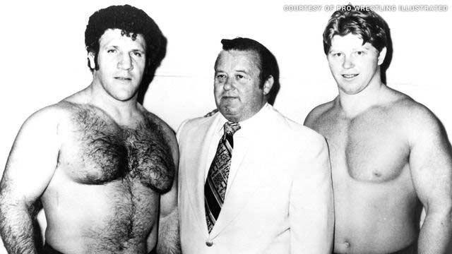Bruno Sammartino, Arnold Skaaland & Bob Backlund