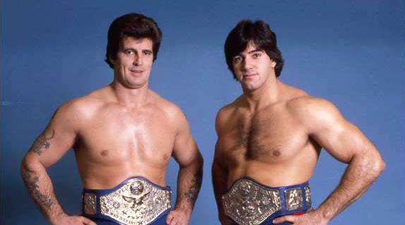 Tony Garea & Rick Martel