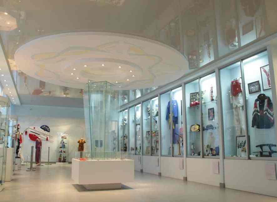 Музей физической культуры и спорта в городе Кемерово