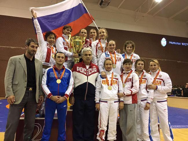 Валерия Чепсаракова