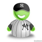 msn小綠人-NEW YORK YANKEES
